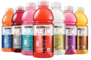 is vitamin water zero healthy