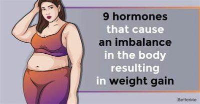 weight gain hormones