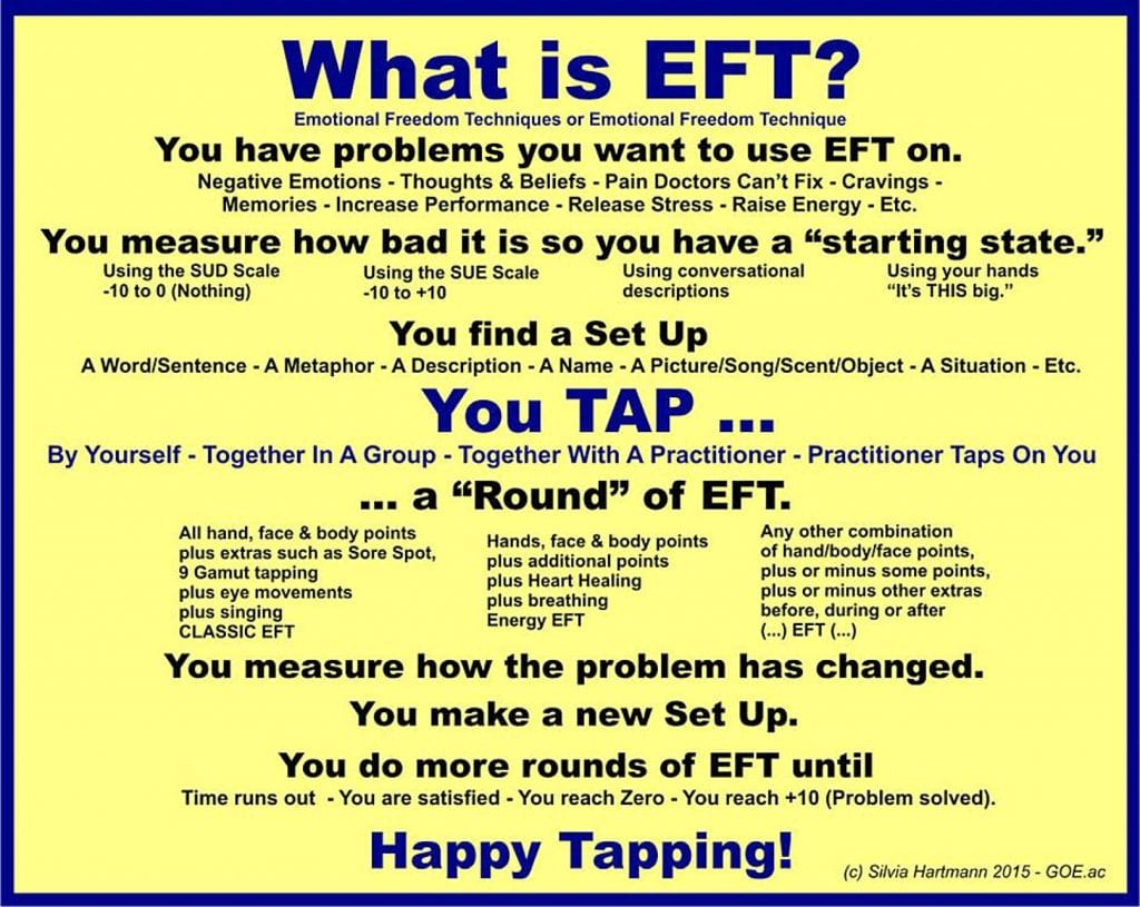 EFT Tapping