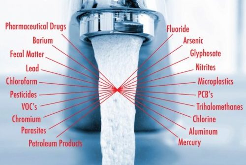 Chemicals in Tap Water