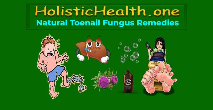 Natural Remedies for Toenail Fungus