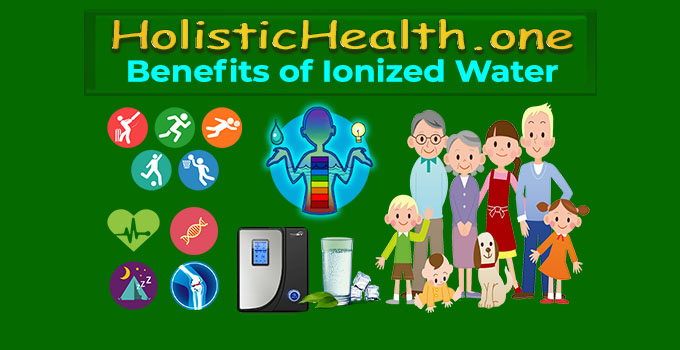 What is Ionized Water