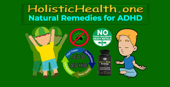 remedies for ADHD